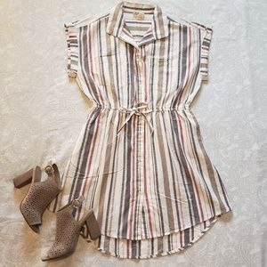 Button down dress/tunic